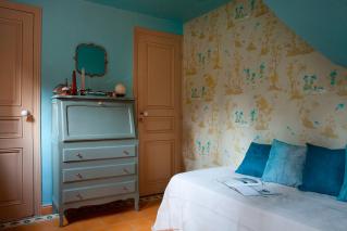 Furnished 3-bedroom apartment Paris