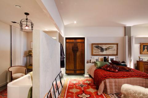Bedroom rent Paris Convention neighbourhood