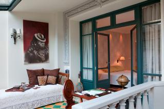 Rent furnished house Paris Trocadero