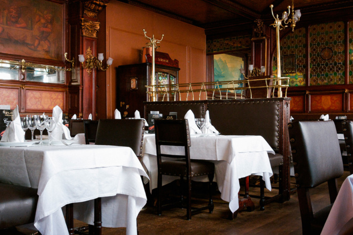 Brasserie Flo Paris 10ème arrondissement