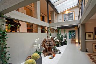 Furnished loft to rent Paris