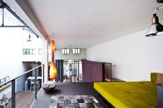 Furnished Loft Paris rental