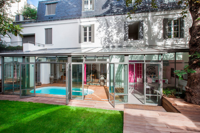Furnished house to rent Paris 15