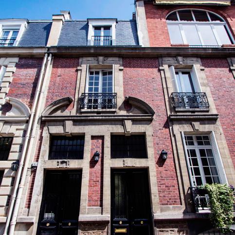 House for rent Paris 16 Avenue Jules Janin