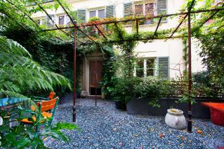 Furnished house rent Paris Saint-Germain-des-Près