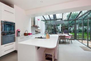 Furnished house kitchen Convention neighbourhood