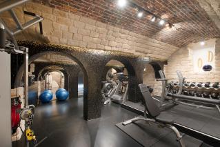 Exercise room house Paris