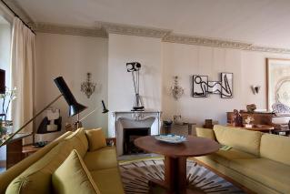 House for rent Rue Vital Paris Passy