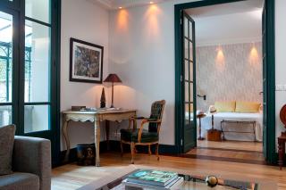 Frunished apartement Paris