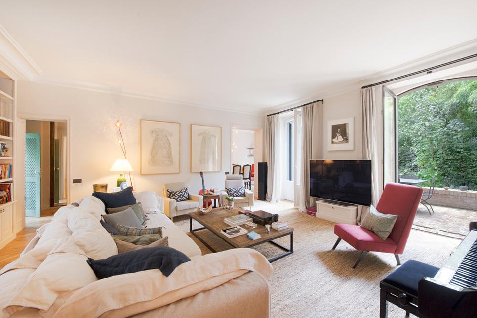 Sitting-room house Montmartre Paris