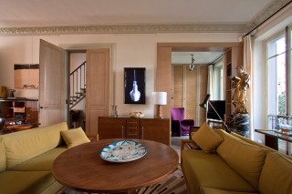 House Paris Passy rental prestige