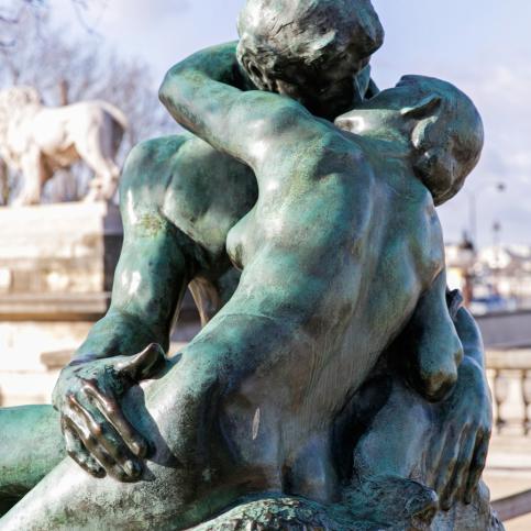 Paris Romantique Ballade aux Tuileries