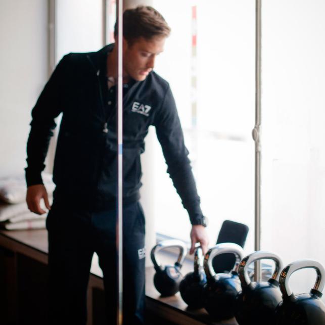personal trainer gym Paris