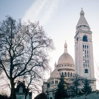 Sacré-Cœur hill montmartre