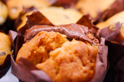 muffins coffee paris