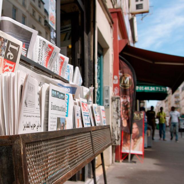 daily syrien Paris falafels