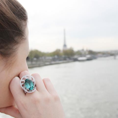 ring jewel Paris Lorenz Bäumer