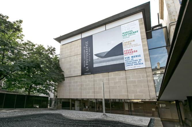 Museum exhibition Paris Vik Muniz Fotography