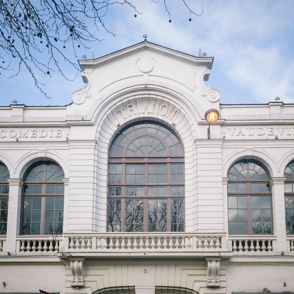 Trianon Paris Montmartre musique culture sortir