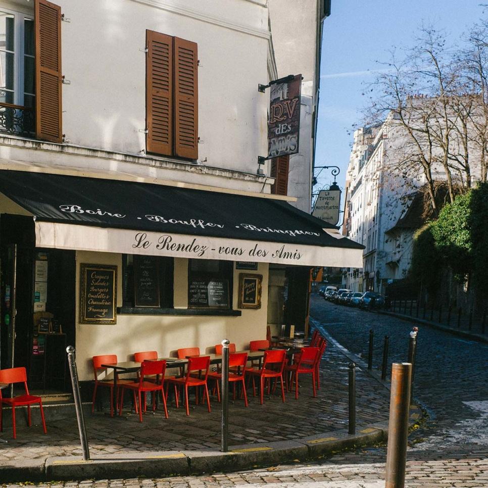 Montmartre Magique Un Village Au Cœur De Paris