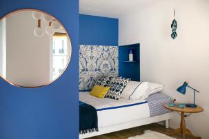 bedroom decorating studio