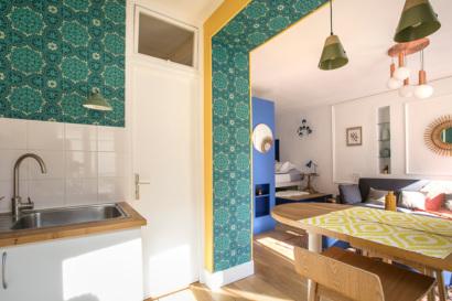 Kitchen living Paris