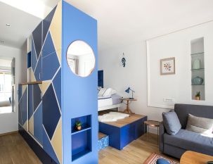 apartment rental Paris Marais