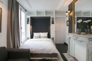 design apartment Paris for rent