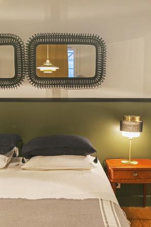bedroom decoration ent Paris