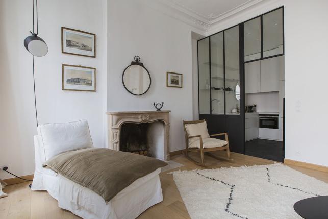 appartement lumineux quartier Odéon