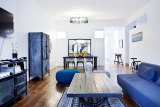 furnished apartment Montorgueil Paris