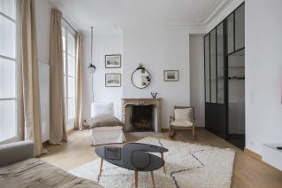 apporter lumi§er naturelle appartement meublé Paris