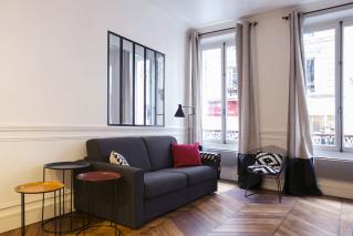 One-bedroom rental Paris 9