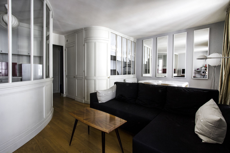 two-bedroom apartment rental in Paris St-Gerorges