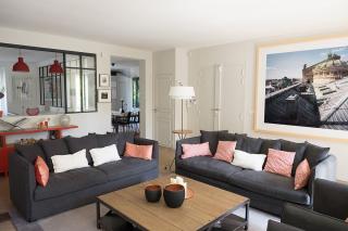 live in Paris furnished rental Paris Boulogne