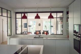 glazed partitions interior design Paris