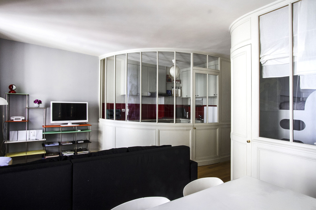 repenser cloison appartement Paris