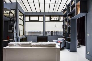 living brighten space loft Paris