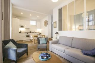 Two-bedroom apartment In Paris 6