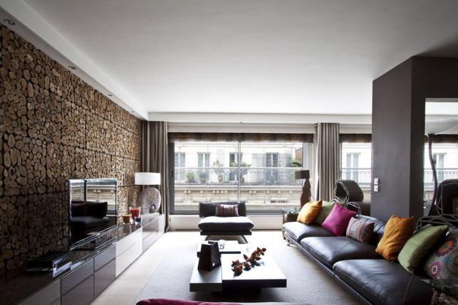 les plus beaux appartements meubl s avec piscine priv e dans paris. Black Bedroom Furniture Sets. Home Design Ideas
