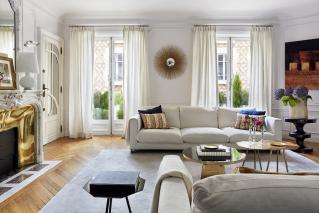 3 bedroom apartment rental Paris 7th district