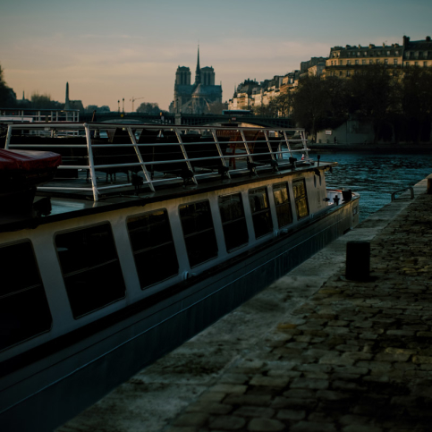 favourite period to photograph Paris