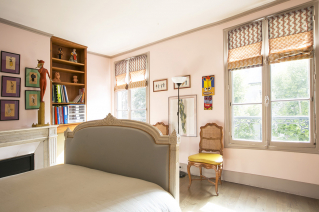 rent private house herat of the Invalides neighbourhood Paris