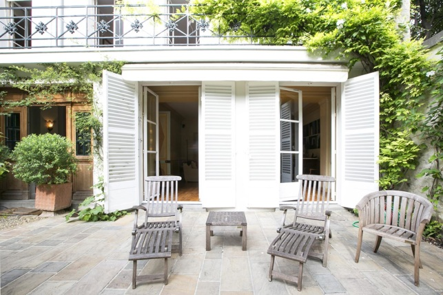 4 bedroom house in Paris 7