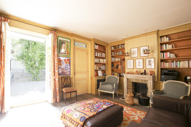 Rent a house in paris sunny rooms