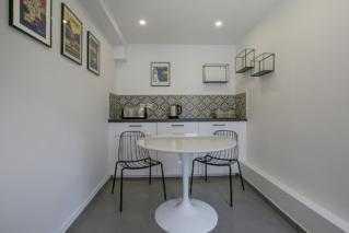appartement cuisine équipée Paris 1er arrondissement