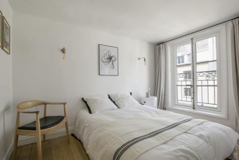 appartement meublé déco Bianca Marvin