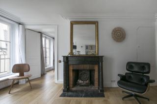 furnished rental Paris Bianca Marvin designer