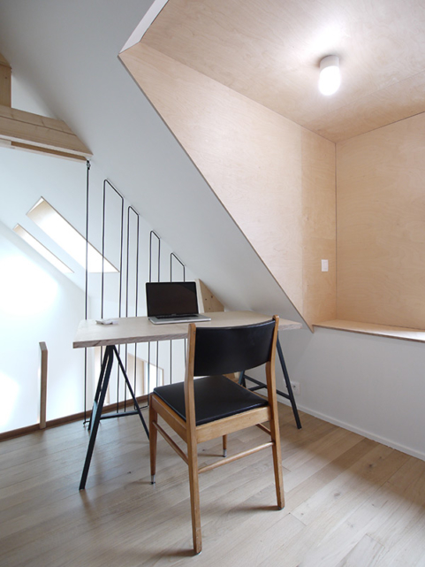 office area funrished townhouse rent in Paris