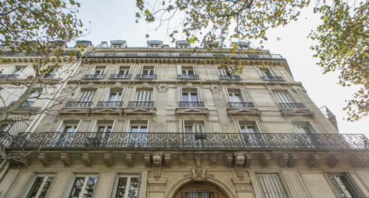 Apartment for rent in the Invalides district Paris